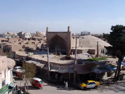 OLD CITY OF HERAT
