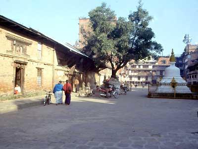 Itum Baha monastery