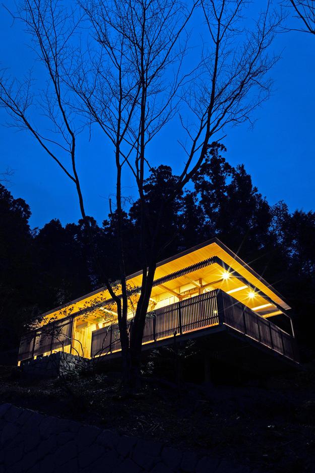 Shrine office after conservation, 2015