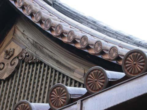 Detail, Chuguji Convent, 2008