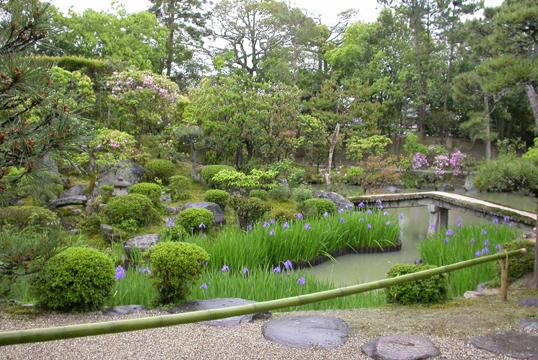 Hokkeji garden, 2008