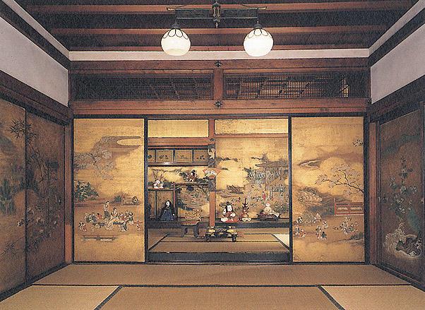 Reikanji interior