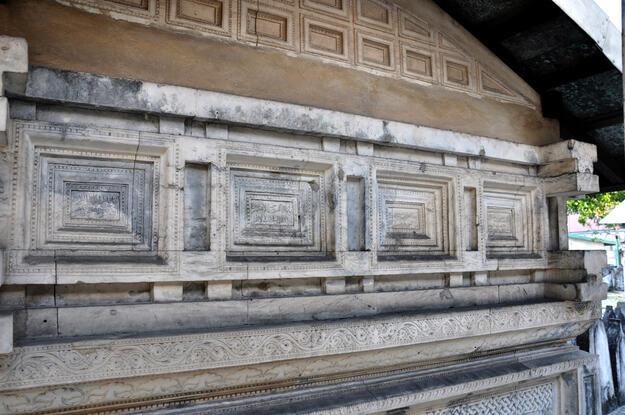 Mausoleum Carving, 2018