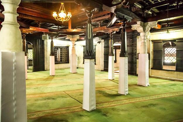 Prayer Hall of Malé Friday Mosque, 2018