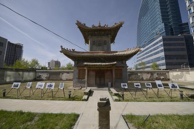 Watch Day at Choijin Lama Temple, May 2020