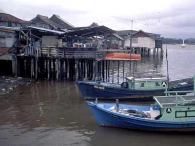 Kampung Cina River Frontage