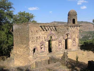 MENTEWAB-QWESQWAM PALACE