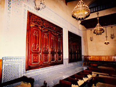 RABBI SHLOMO IBN DANAN SYNAGOGUE