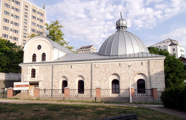 View of the Great Synagogue, 2015