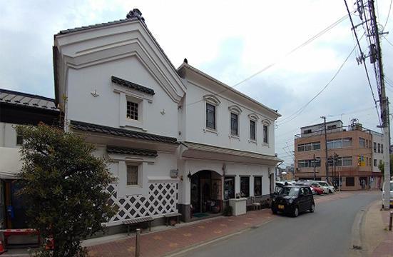 Sanji-do Sasaki Store, post-restoration, 2017.