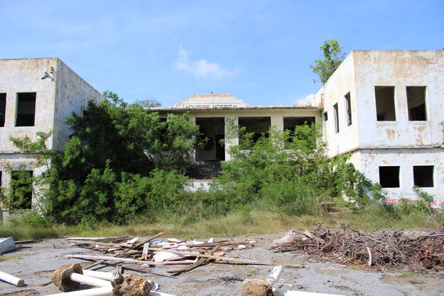 The Aguirre Hospital was once regarded as one of the best hospitals in Puerto Rico, 2017.