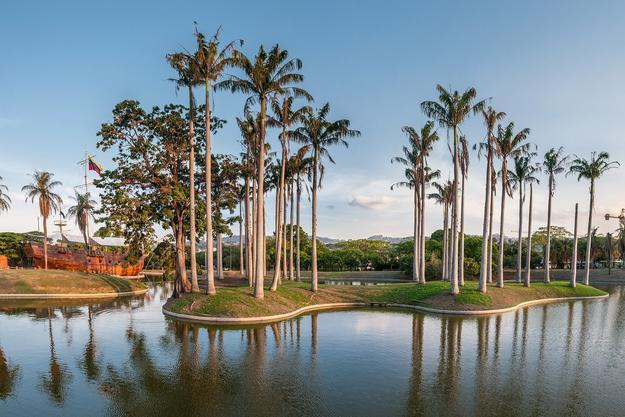 Parque del Este. Photo: Wilfredorrh, Flickr