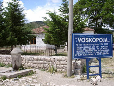 VOSKOPOJË CHURCHES
