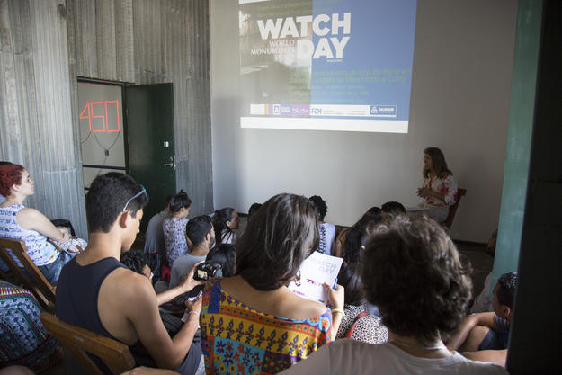 Watch Day at Ladeira da Misericordia, 2016
