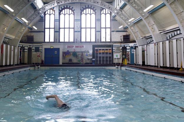 Moseley Road Baths, 2018