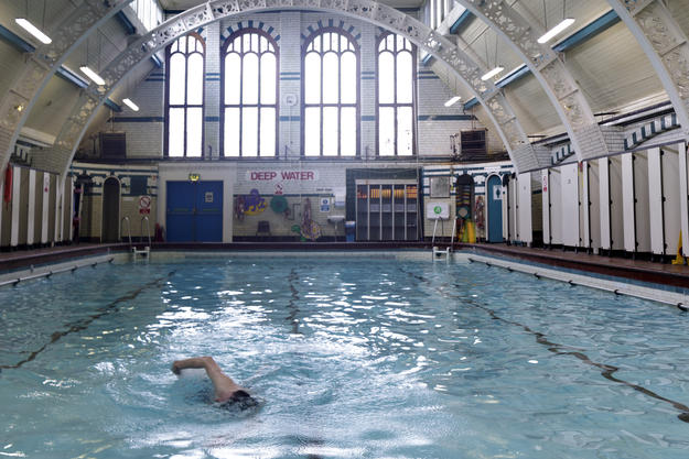 Moseley Road Baths, 2018