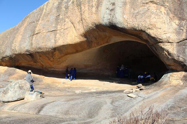 Cave documentation process, 2019