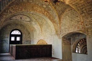 Interior, May 2002