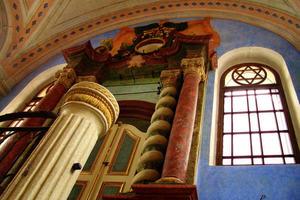 Ark from below, November 2005