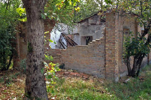 The Fossoli Concentration Camp is located near the town of Carpi in the Province of Modena, 2013