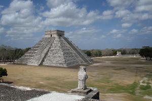 View of Castillo, March 2009