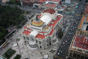 Aerial view, July 2007