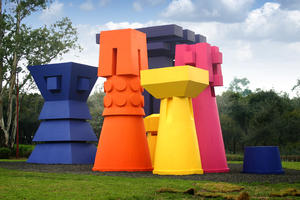 Tertulia de Gigantes by Joop J. Beljon, 2007