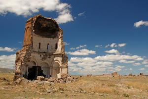 Church of the Redeemer, ruins of Ani