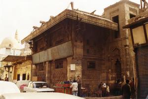 Sultan Qa'itbay Complex, 1999.