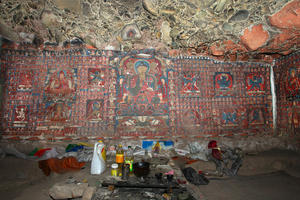Gon-Nila-Phuk Cave Temples and Fort
