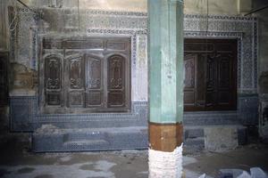 Ibn Danan Synagogue ark doors, 1998.