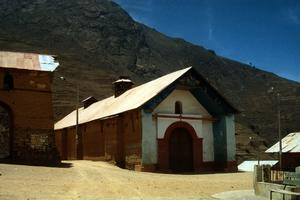 Oyon San Pedro de Tongos