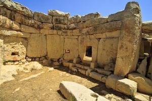 Mnajdra Prehistoric Temples, Malta