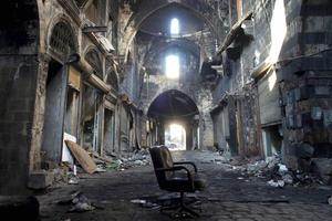 SYR Aleppo Souk - hero