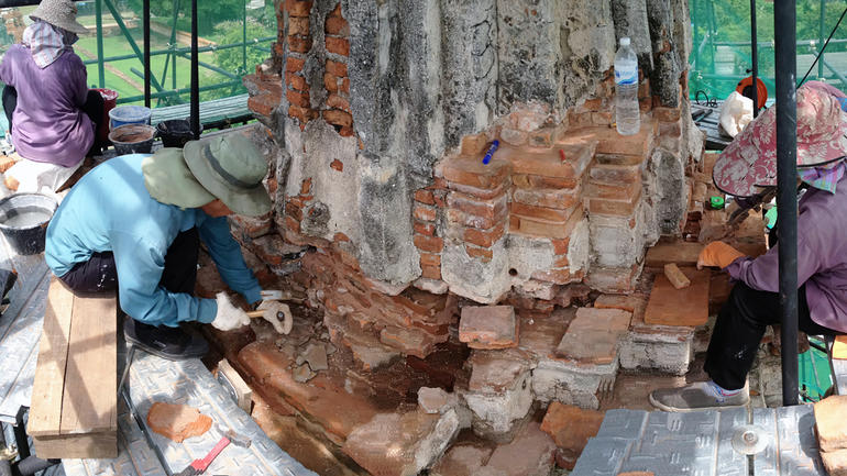 Wat Chaiwatthanaram 08