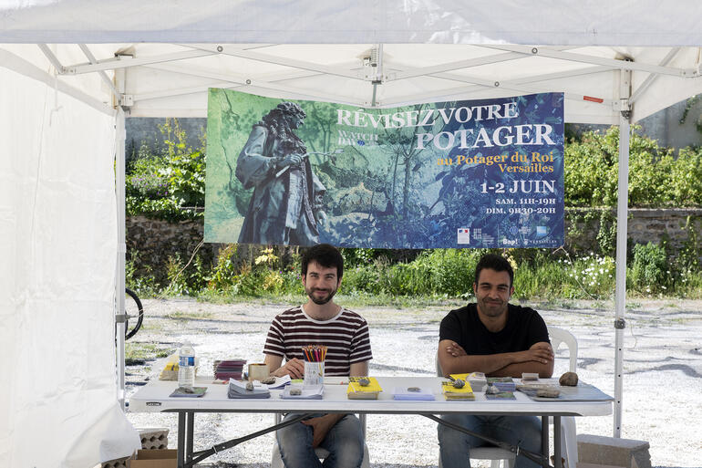Watch Day at Potager du Roi, 2019
