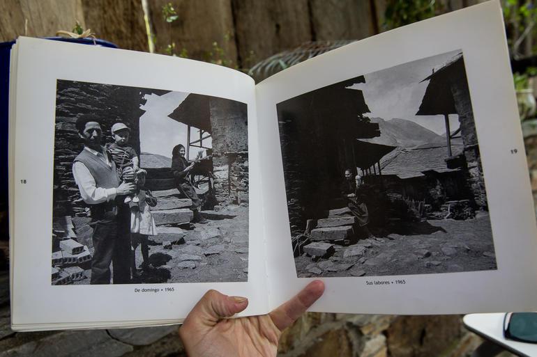 Photobook of Santiago de Peñalba, Tebaida Leonesa, 2018