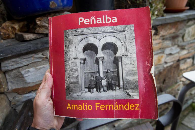 Old family book, Santiago de Peñalba, Tebaida Leonesa, 2018