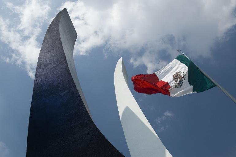 Ruta de la Amistad, Mexico City, Mexico