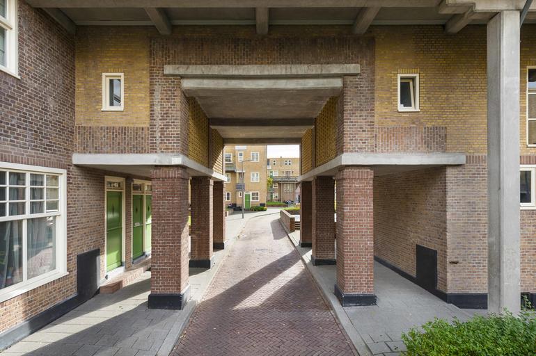 Justus van Effen, 2016. Image courtesty of Molenaar & Co. architecten/Bas Kooij