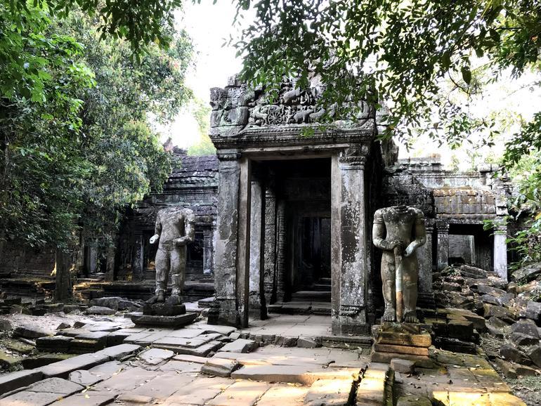 South entrance to Preah Khan.