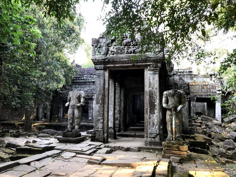 South entrance to Preah Khan.