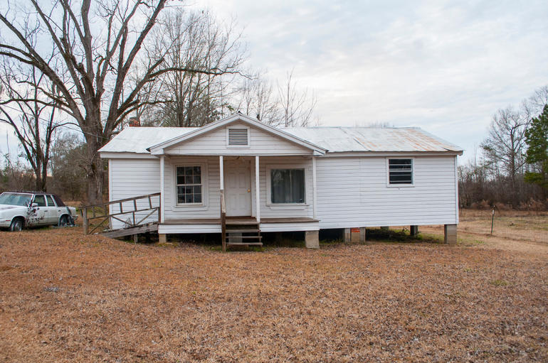 The Jackson SNCC House in White Hall, Alabama. Photo by Billy Brown.