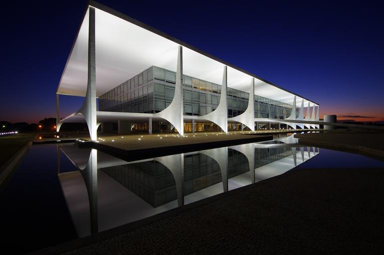 Palácio do Planalto, Brasilia, Brazil