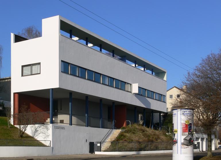 Weissenhof Estate, Stuttgart, Germany