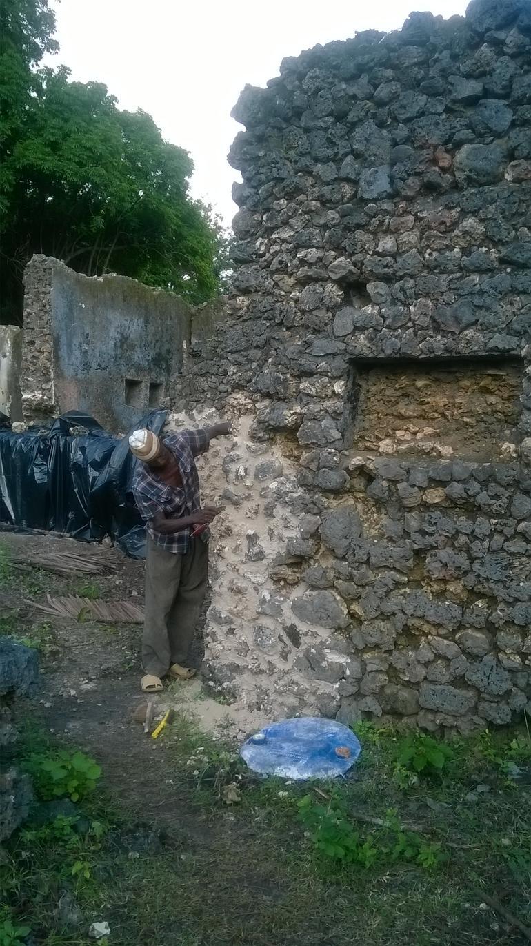 Kua Ruins, 2019