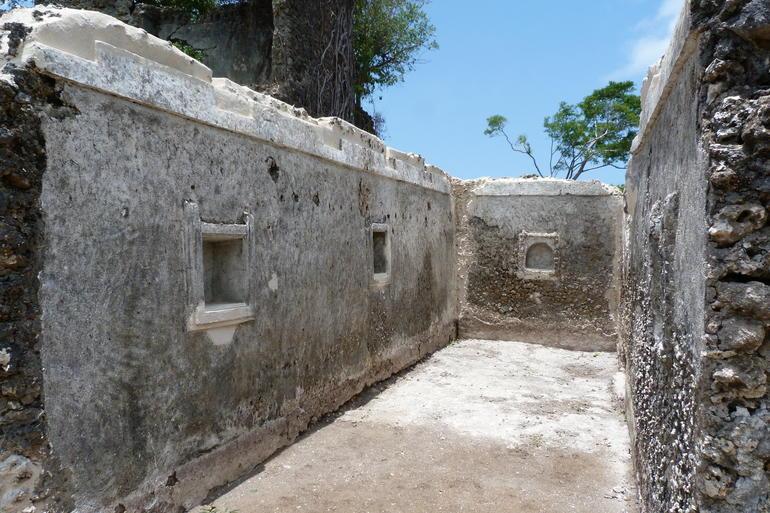 Kua Ruins, post conservation, 2018.