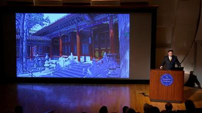 Outward Opulence for Inner Peace: The Restoration of the Emperor's Private Paradise at the Forbidden City
