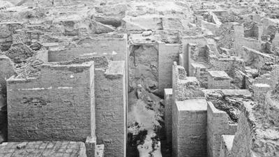Documentation of Ishtar Gate, Babylon