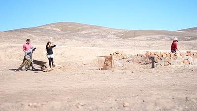 Watch Day at Chug-Chug Geoglyphs